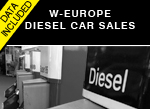 West European Diesel sales figures and trends AID Newsletter October 2016