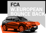 FCA West European Market share history