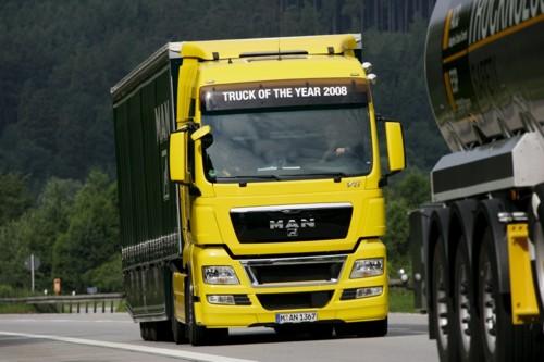 Man Racing Ahead In Western Europe