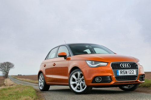 Audi A1 5-door Sportback UK road test