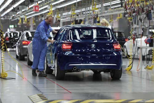 German BMW production