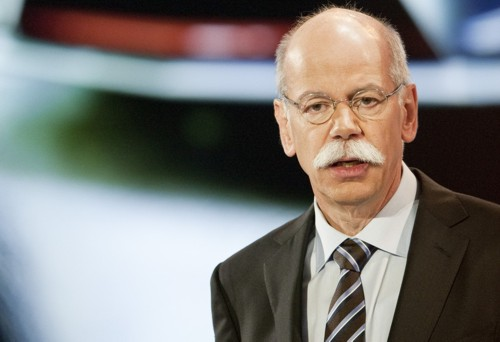 Time for Mr. Zetsche to start worrying?