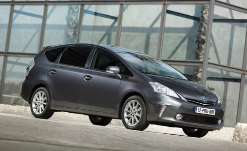 Toyota Prius Plus Road Test