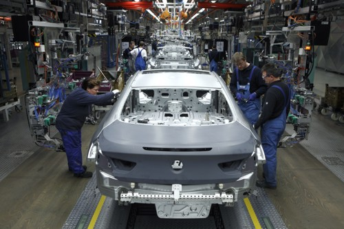 BMW 6-Series production Germany