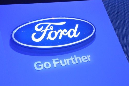 Ford Go Further logo 2013