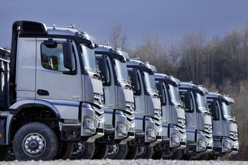 West European Truck Market 1st Half   Euro 6 pre-buying binge?