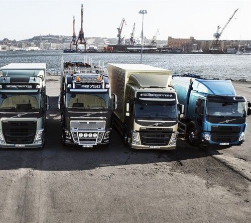 880 Volvo Trucks For Sale: Volvo Trucks Warns Of Production Cutbacks For Early Next Year