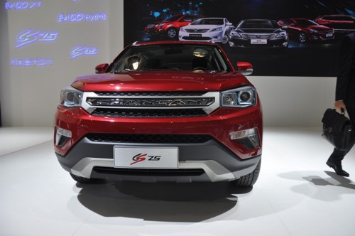 Race on for rich pickings in chinas booming suv crossover for Great wall motors stock