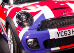 Mini 2014MY union Jack UK