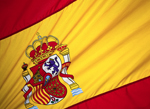 Spanish flag 2014 car market