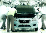 Datsun Go Production China