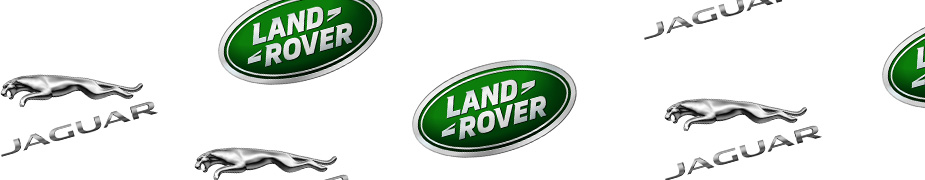 Jaguar Land Rover logos AID Newsletter
