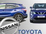 Nissan about to leapfrog Toyota in Europe
