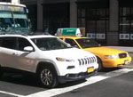 New York Jeep taxi September 2014