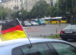 Berlin Germn traffic World Cup Golf