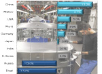 World car production 2014 by market USA China