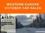 October car sales Western Europe AID Newsletter