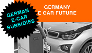 German Electric car subsidies graphic small