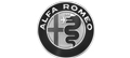 Alfa Romeo logo black and white FCA