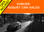 European car sales Sugust AID Newsletter