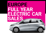Renault Zoe tops best seller electric car BEV list in Western Europe 2016