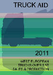 West European Truck Study cover