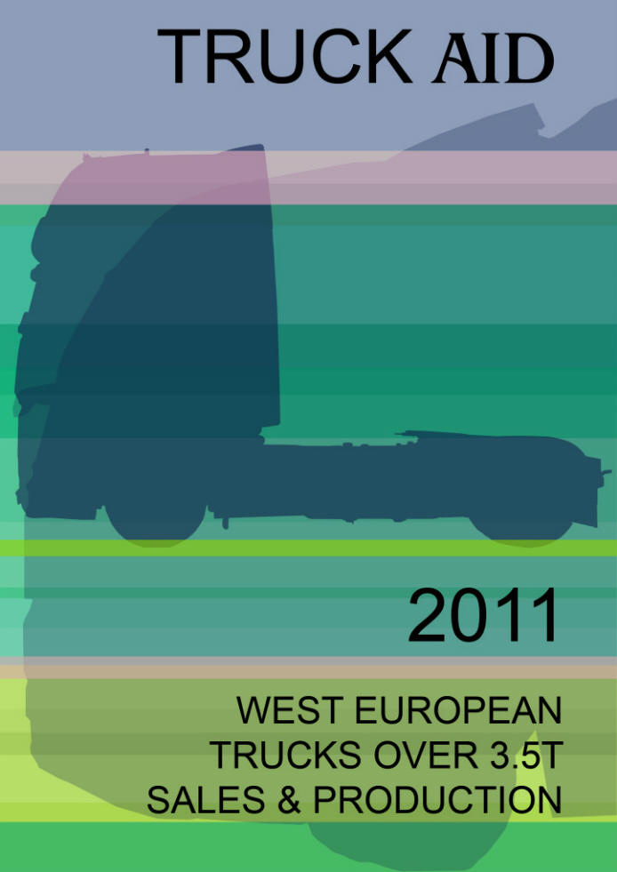 2011 West European Truck study cover